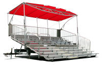 Mobile Bleachers